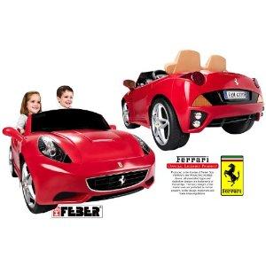 comparatif voiture electrique enfant