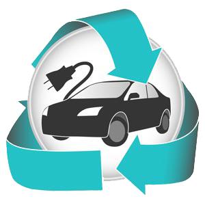 logo marque de voiture électrique