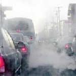 trafic automobile pollution