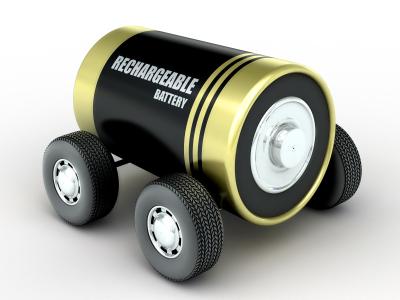 Un condensateur permet à la batterie de se recharger en 30 secondes