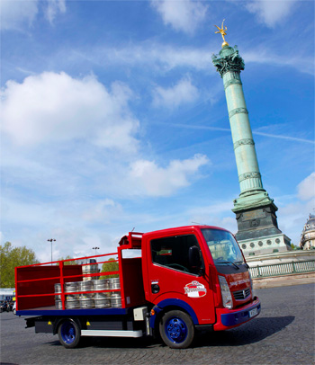 camion electrique Renault