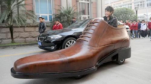 chaussure electrique