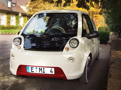 Mia Electric voiture électrique