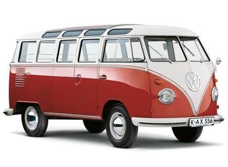 Volkswagen Bulli original : le Combi