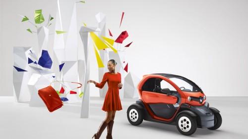 Renault Twizy ZE Urban