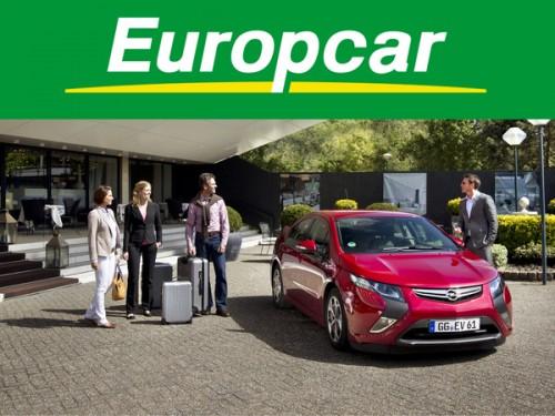 l'opel ampera en location chez europcar
