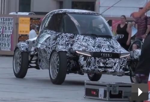 Audi Urban Concept prototype