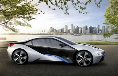 bmw i8 voiture electrique. Black Bedroom Furniture Sets. Home Design Ideas