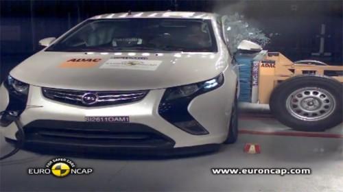 voiture hybride opel ampera