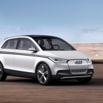 Audi A2 concept electrique