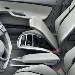 Audi A2 concept/Innenraum