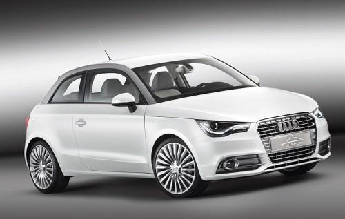 L'Audi A1 e-tron roule désormais à Munich