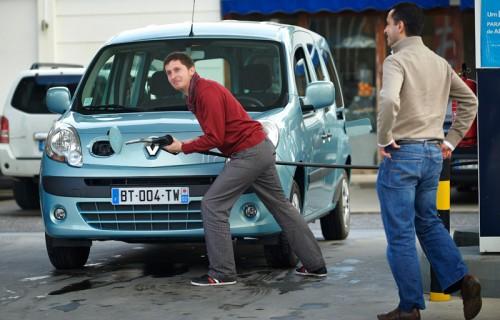 Cout d'acaht et d'usage du Renault Kangoo ZE
