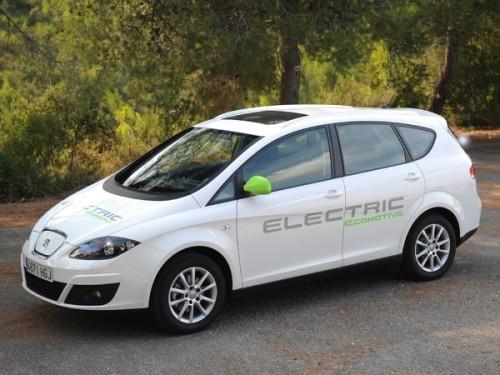 La Seat Altea XL electrique ecomotive
