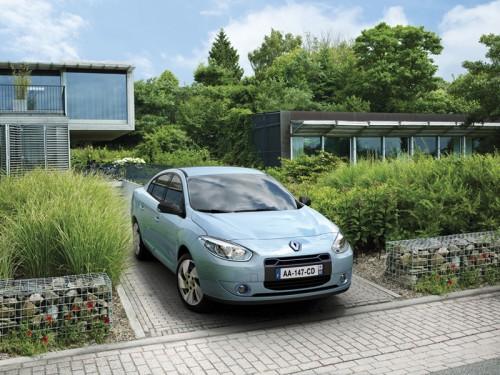 L'étude sur le cycle de vie des voitures électriques Renault