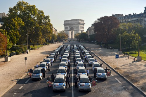 Tour du monde des ventes de voitures électriques dans le monde