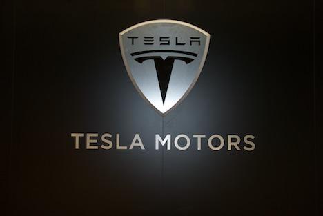 Le logo de Tesla Motors