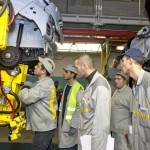 renault zoe chaine assemblage