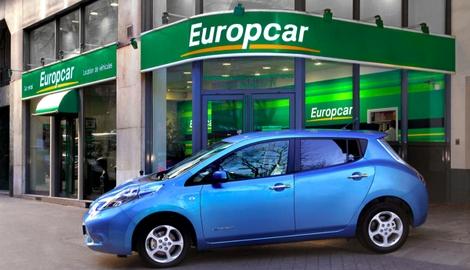 Location voiture europcar avis