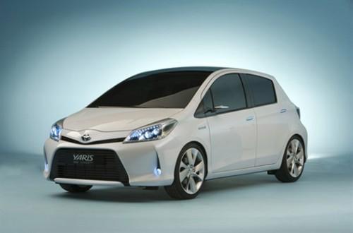 La nouvelle Toyota Yaris Hybride