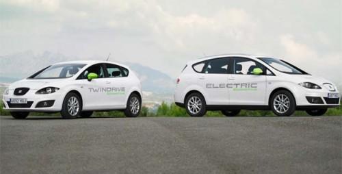 Seat Leon Verde concept, l'hybride rechargeable