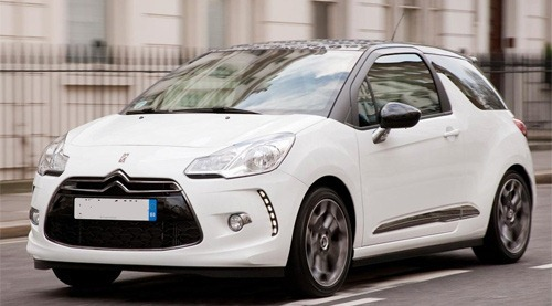 Citroen DS3 Electrum