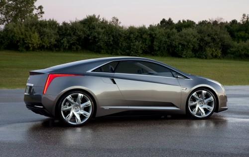 La Cadillac ELR