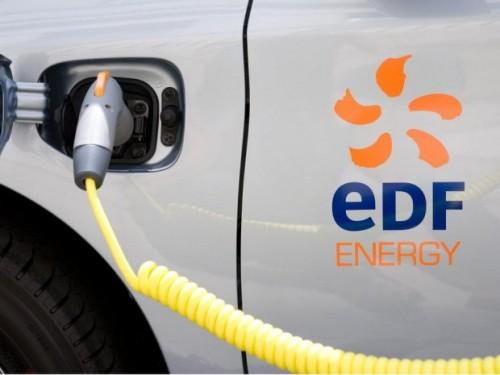 EDF et les voitures électriques