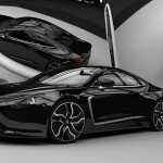 Exagon Motors Furtive e-GT noire