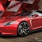 Exagon Motors Furtive e-GT rouge