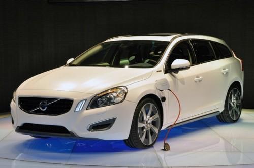 La Volvo V60 voit sa production doubler face au succès qu'elle rencontre