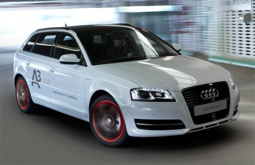 Audi A3 électrique