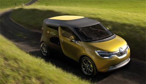renault voiture hybride