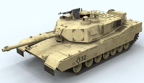 char hybdire électrique de l'armée américaine