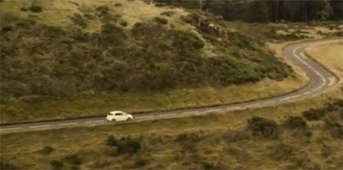 La Renault Zoe ZE dans un film