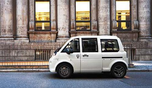 36 millions d'euros vont être injectés pour sauver les voitures électriques Mia