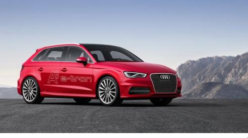 L'Audi A3 e-tron Plug-In Hybride sera au prix de 40 000 euros