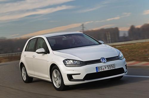 Volkswagen Golf électrique