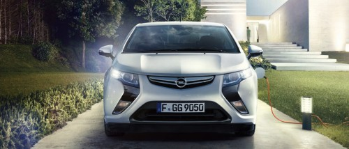 nouvelle opel ampera