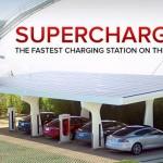 Le Superchargeur Tesla