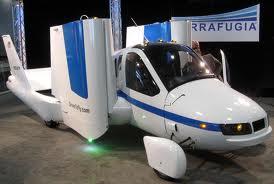 La Terrafugia TF-X est une voiture volante électrique
