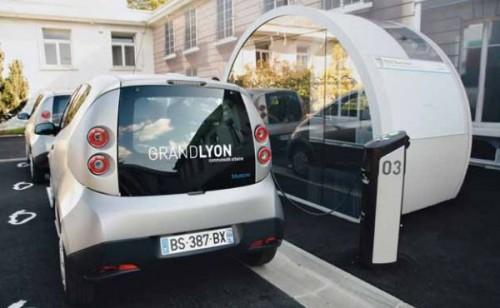 La BlueLy sera disponible pour le Grand Lyon dès octobre 2014