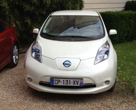 La Nissan Leaf grande gagnante du prix auto environnement Maaf