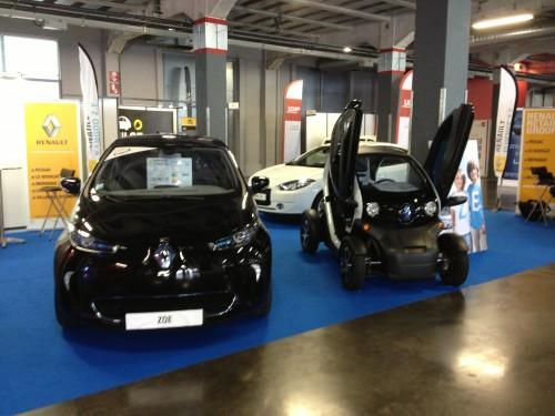 Renault est 100 % investi dans la voiture éledtrique