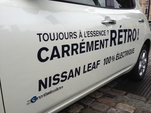 Les voitures électriques au salon SAVER Bordeaux
