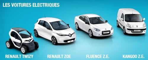 Des voitures électriques Renault vont être produites en Chine