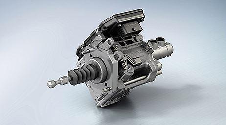 Système récupération énergie au freinage Bosch