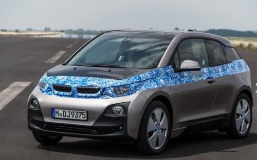 Le prix d'achat de la BMW i3