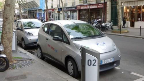 Espionnage de BMW sur Autolib' à Paris
