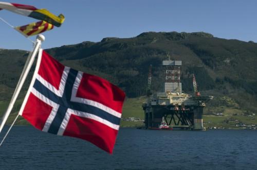 La Norvège et l'économie du pétrole
